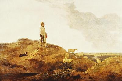 View from Mousehold Heath, Near Norwich, Circa 1812