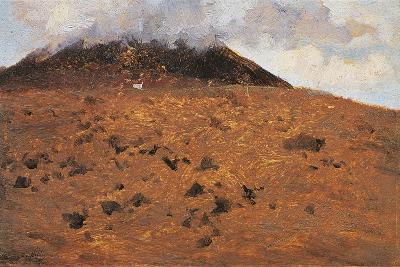 On Slopes of Vesuvius, 1871