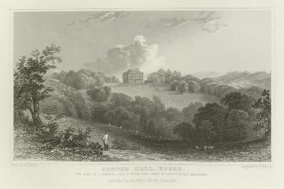 Copped Hall, Essex, the Seat of J Conyers, Esquire