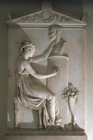 Funerary Stele of Ottavio Trento
