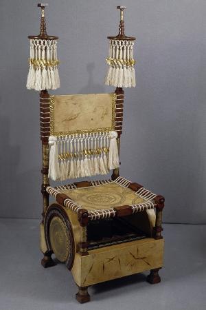 Art Nouveau Style Chair, 1902-1904