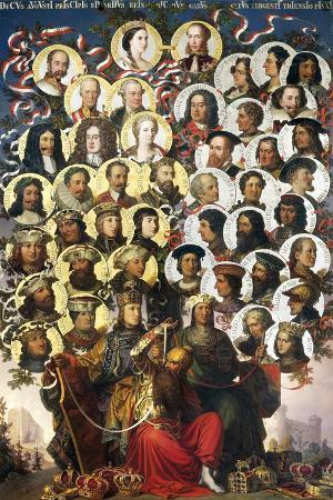 Habsburg-Lorraine Family Tree