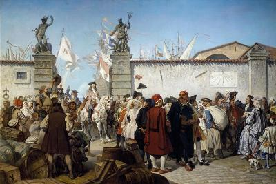 Proclamation of Free Port of Trieste, 1719
