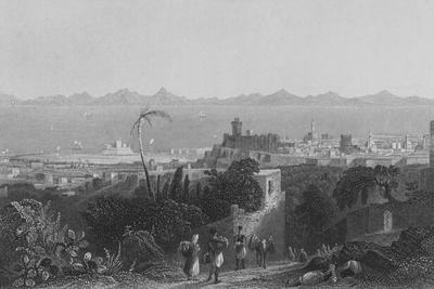 Rhodes, from the Heights, Near Sir Sidney Smith's Villa