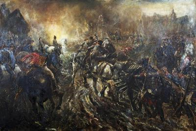 Battle of Friedland, June 14, 1807