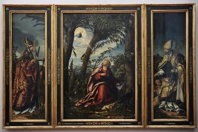 Saint John Altarpiece, 1518