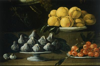 Still Life with Fruits, Vegetables and Birds