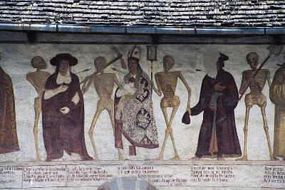 Danse Macabre, 16th Century