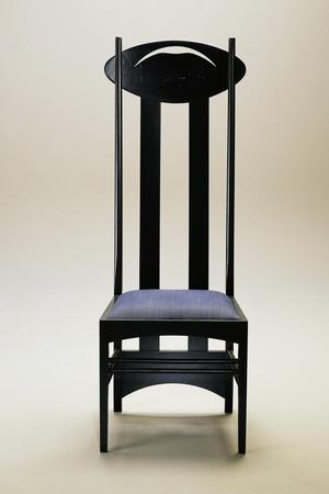 Argyle Chair, 1903-1905