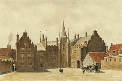 Palace of the Count of Solms, Utrecht, Netherlands