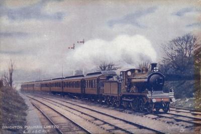 London Brighton and South Coast Railway Brighton Pullman Train