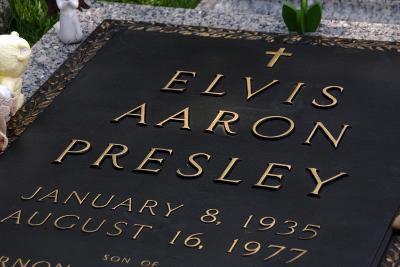 Tennessee. Memphis. Graceland Mansion to Elvis Presley