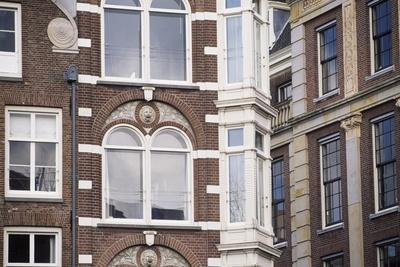 Architectural Detail from Building on Keizersgracht