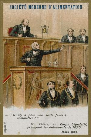 Trade Card Issued by the Societe Moderne D'Alimentation