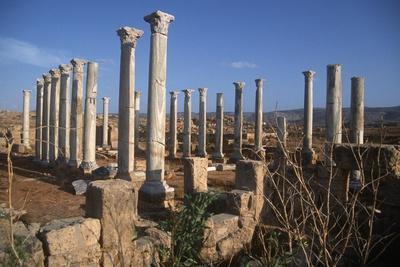 Libya, Cyrene, Historical Cyrenaica, Ancient Apollonia