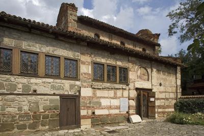 Bulgaria, Nesebar, Church of St. Stephen or New Bishopric