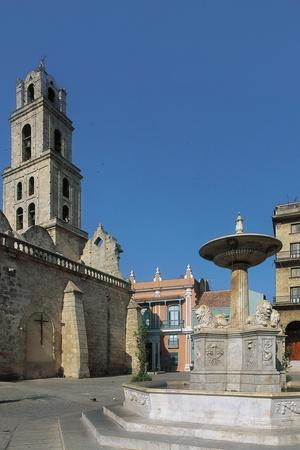 View of St Francis Square and Basilica of St Francis of Assisi