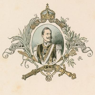 Kaiser Wilhelm II, German Emperor and King of Prussia