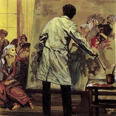 """Eugene Delacroix Spent a Year and a Half Painting """"The Massacre of Scio"""""""