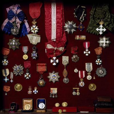 Medal Collection of Italian Composer Gioachino Rossini