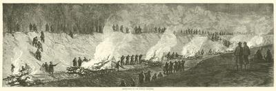 Destruction of the Weldon Railroad, September 1864