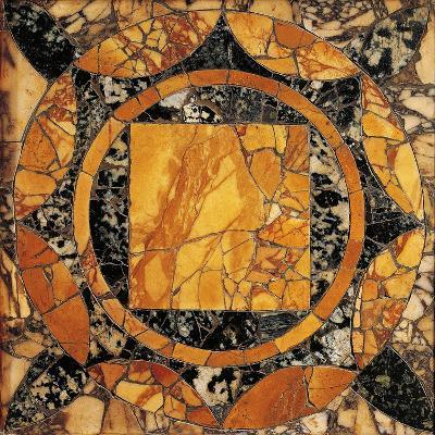 Italy, Castellammare Di Stabia, Floor in Opus Sectile