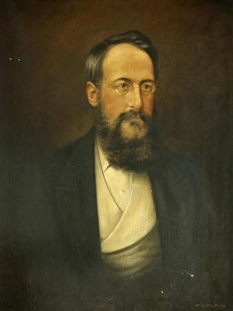 William Blackmore, Founder of the Blackmore Museum
