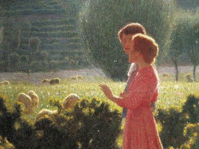 Romantic Walk, 1901-1902