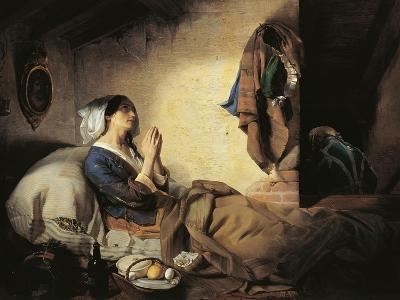 Abandoned or Fallen Woman, 1844
