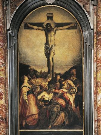 Crucifixion, c.1565