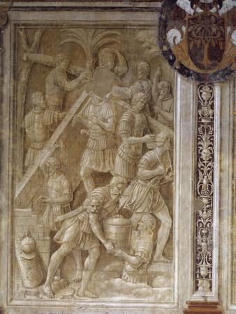Scene from Cycle on Trajan's Column, 1511-1513