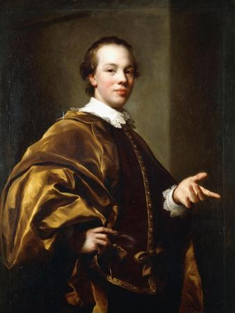 Portrait of John, 7th Earl of Galloway, Three-Quarter-Length, C.1758