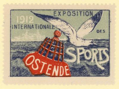 International Sports Exhibition, Oostende, Belgium, 1912