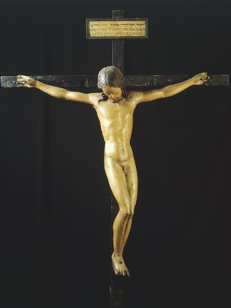 Holy Spirit Crucifix, Circa 1493