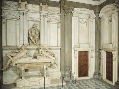 Tomb of Lorenzo De' Medici, 1524-1534