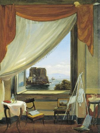 The Painter's Studio in Naples