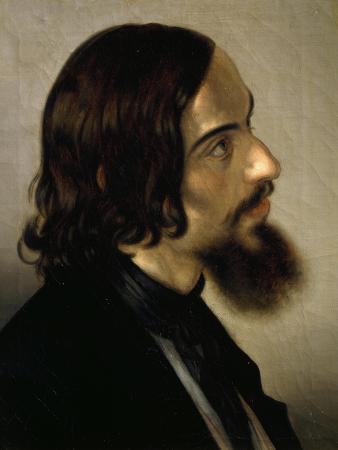 Portrait of Painter Scamuzza