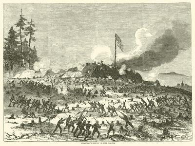 Longstreet's Assault on Fort Sanders, November 1863
