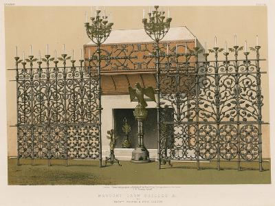 Wrought Iron Grilles and C, London