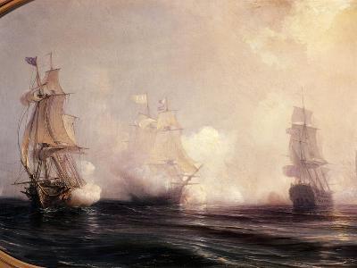Naval Battle of the Chesapeake, September 1781