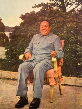 Long Live Our Utmost Respected and Beloved Great Leader Chairman Mao!
