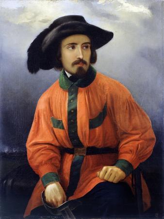 Portrait of Antonio Solari