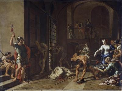 The Beheading of Saint John Baptist