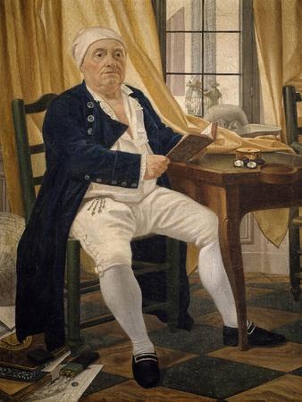 Portrait of Ennemond Alexandre Petitot