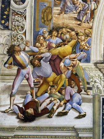 Apocalypse, from Last Judgment Fresco Cycle, 1499-1504