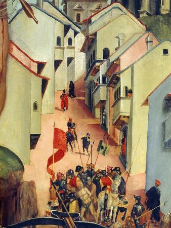 Martyrdom of St Sebastian, 1498