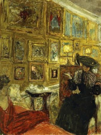 A Visit to the Hessels, La Visite Chez Les Hesel, C.1908