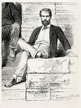 M. Doudart De Lagree, French Expedition to Me-Kong, 1868