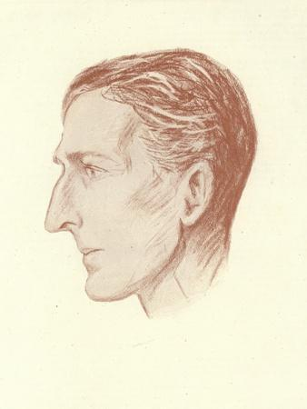Sir Philip Gibbs, English Journalist and Novelist