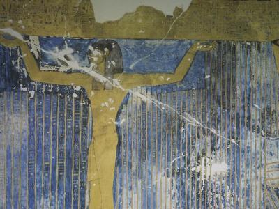 Egypt, Thebes, Luxor, Valley of the Kings, Tomb of Ramses IV